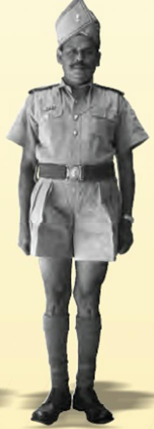 A History Of Evolution Of Police Uniform In Karnataka | The Protector
